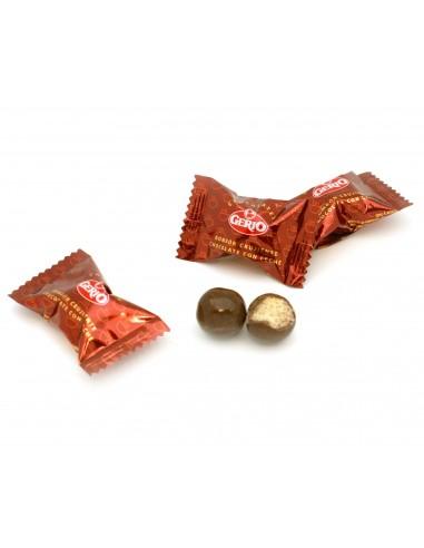 MILK CHOCOLATE CRUNCHY BALLS 200 g