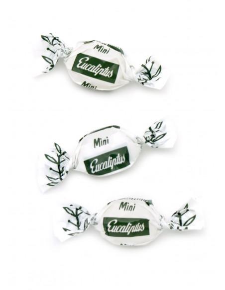 caramels balsàmics d'eucaliptus mini 1 kg