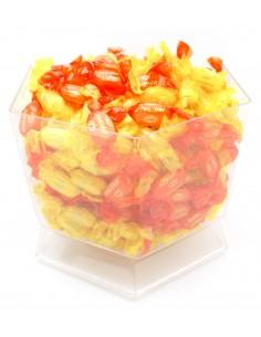 caramelos con extracto de jengibre limón-naranja 1 kg