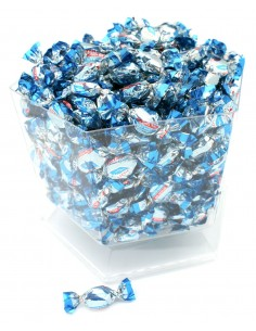 SUGAR FREE BLUE MINT CANDY 1 Kg