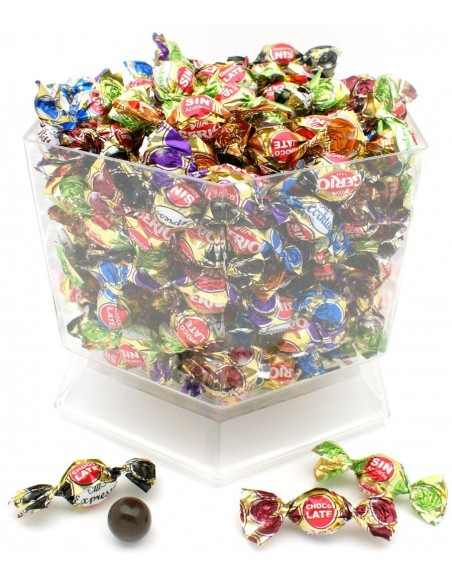 FLAVOURED SUGAR FREE CHOCOLATE BALLS 1 kg