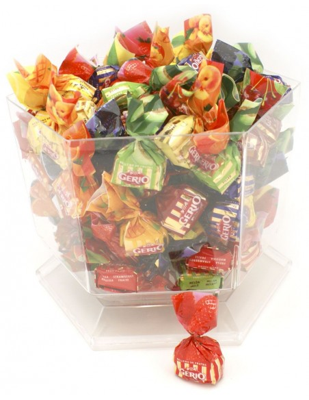 FRUIT FILLED CANDIES 1 Kg