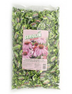 SUGAR FREE CANDIES WITH ECHINACEA EXTRACT 1kg