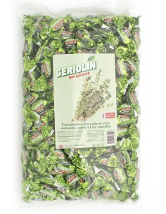 SUGAR FREE CANDIES WITH THYME EXTRACT 1kg