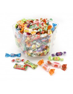 Assorted sugar free candies...