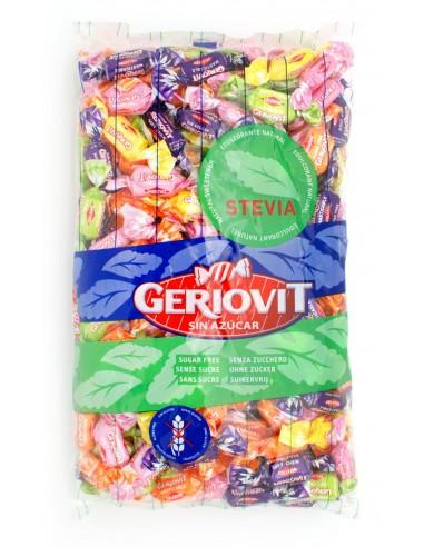 Sugar free sour fruits soft candy...