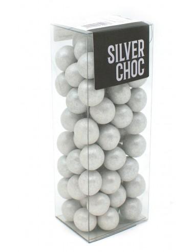 SILVER CRUNCH CHOCOLATES 190g.