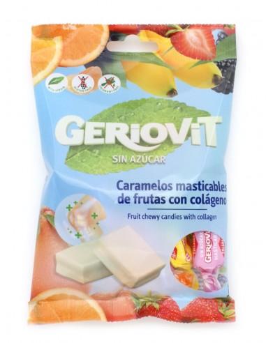 Sugar free fruit chews with collagen...