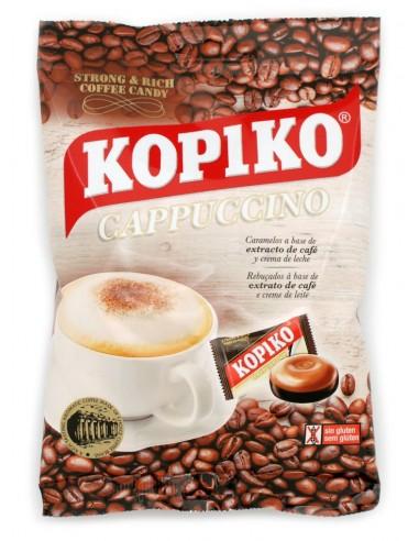 Kopiko Cappuccino 110g. café sin gluten sin lactosa Halal