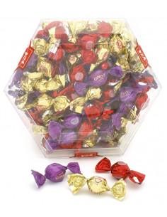 CHOCOLATE CRUNCH BALLS...
